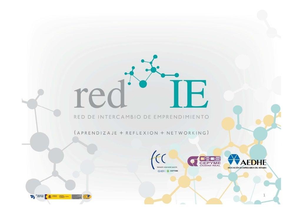 Hoja de ruta RED Intercambio de Emprendimiento