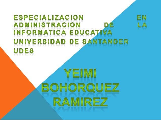 INFOMACION         PERSONALYEIMI BOHÒRQUEZ RAMÌREZ                C.C. NO. 52714270DE BOGOTÀFECHA DE NACIMIENTO:          ...