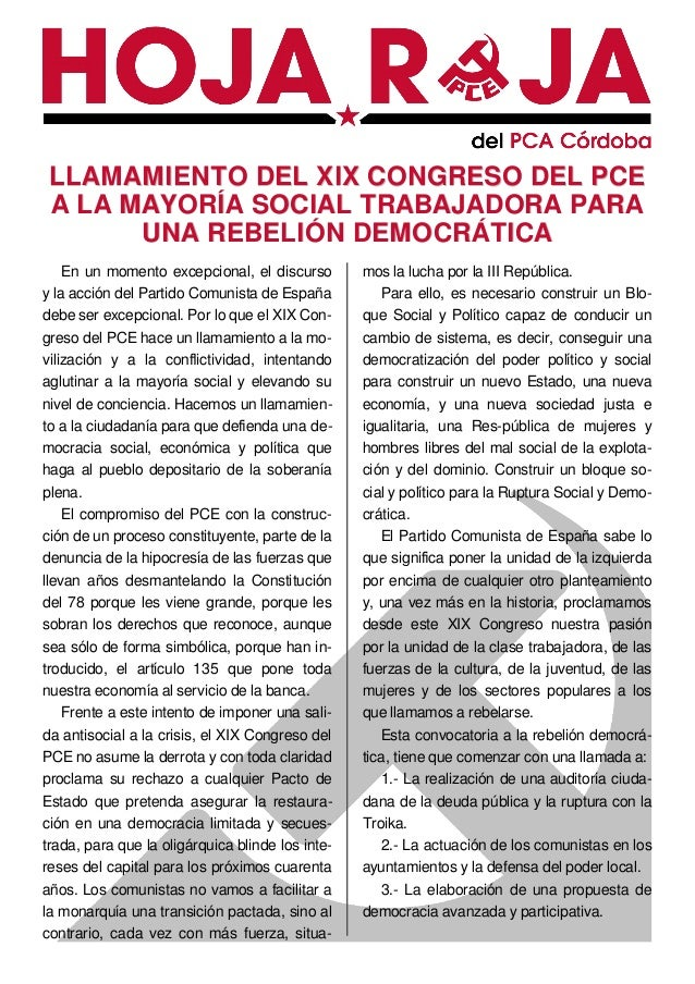 Hoja Roja Pca Córdoba