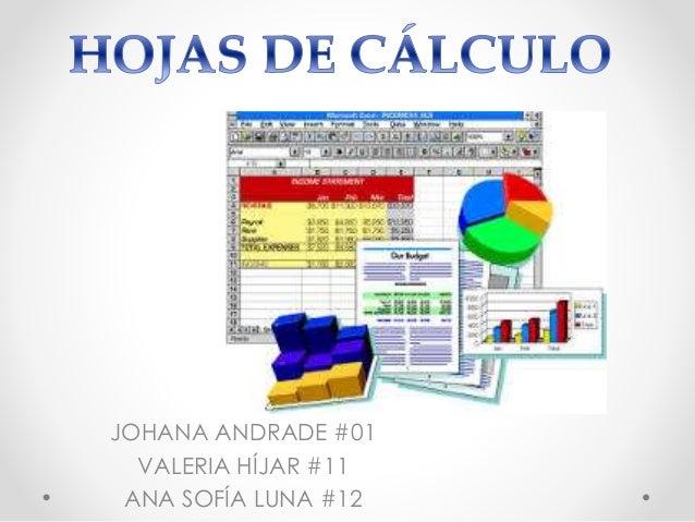 JOHANA ANDRADE #01 VALERIA HÍJAR #11 ANA SOFÍA LUNA #12