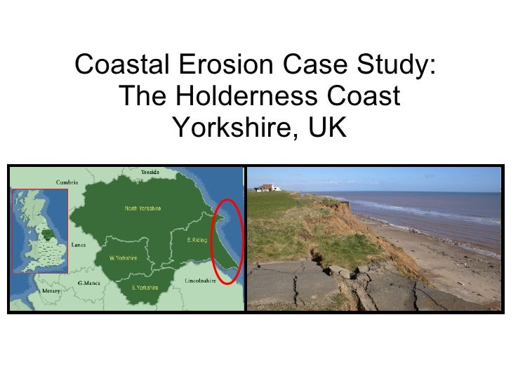 Holderness coastal erosion case study