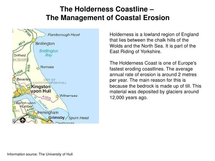 Holderness good overview including detail
