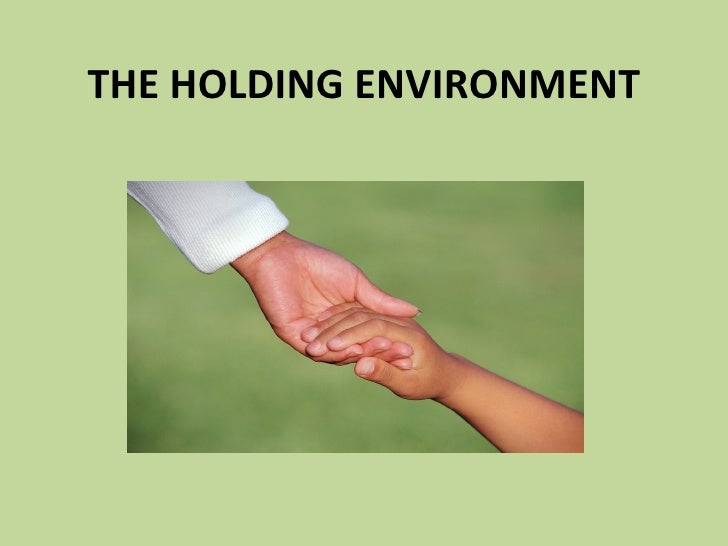 THE HOLDING ENVIRONMENT