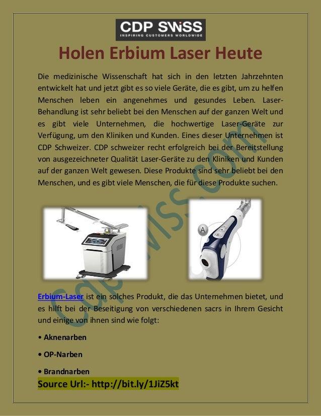 Holen Erbium Laser Heute Source Url:- http://bit.ly/1JiZ5kt Die medizinische Wissenschaft hat sich in den letzten Jahrzehn...