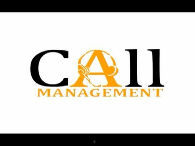 Call Management Holiday cover