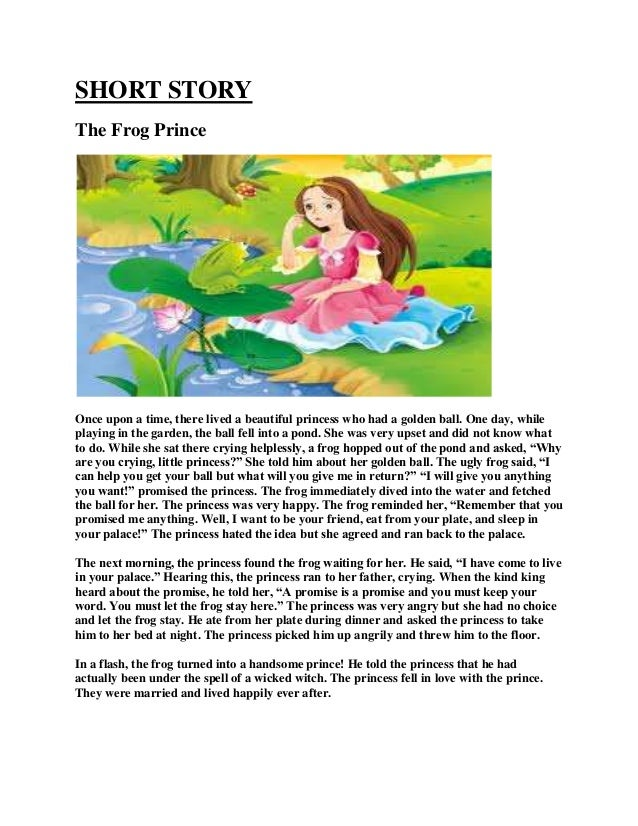 the three princesses a short story Children's classic stories is a timeless collection of fairytales the princess and the pea the emperors new clothes the little mermaid the golden touch short stories juvenile fiction / short stories : export citation.