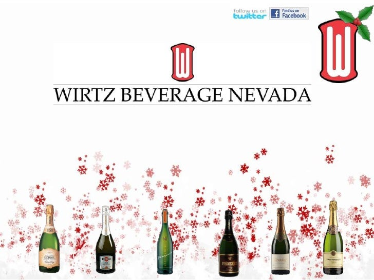 Holiday Sparkling Wines