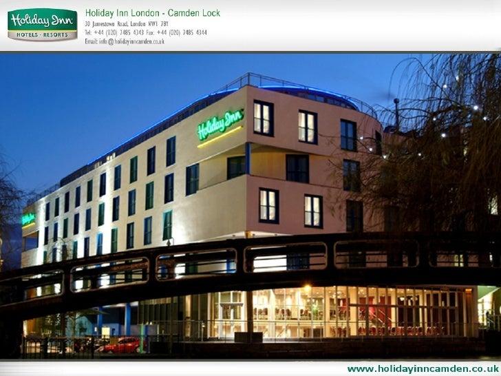 Holiday Inn London - Camden Lock - Budget Hotels in Camden