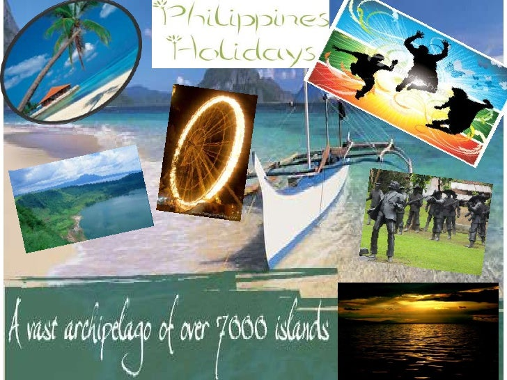 Holiday in philippines