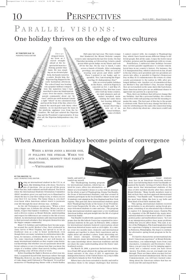 Perspectives 3.4.10:Layout 1       4/4/10    9:55 PM     Page 1           PARALLEL     10                                 ...