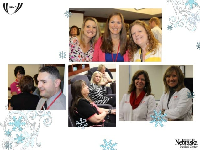 UNMC School of Allied Health Professions 2013 Holiday Slideshow