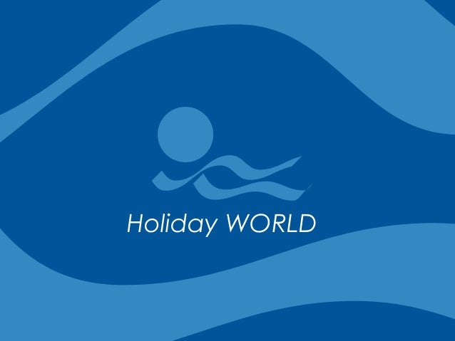 Holidays World en Negocio Abierto - 10 septiembre 2013