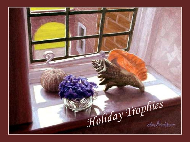 Holiday trophies