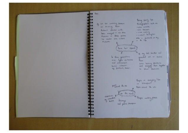 Holly Aston - Art2 sketchbook (D grade)