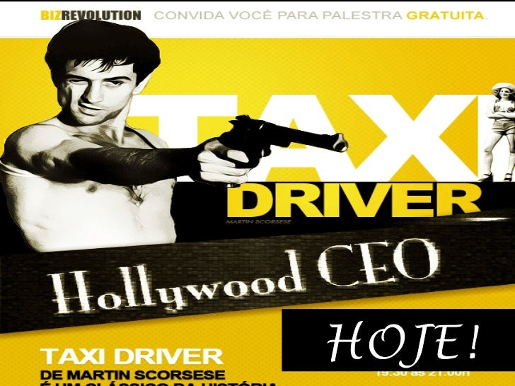 HollywoodCEO Taxi Driver