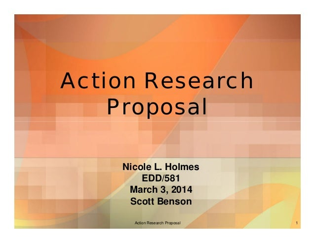 action research samples