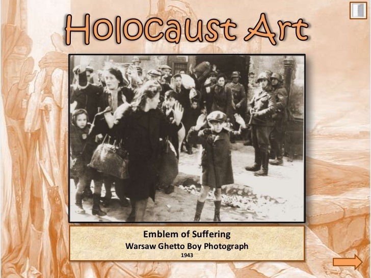Holocaust Art - PowerPoint