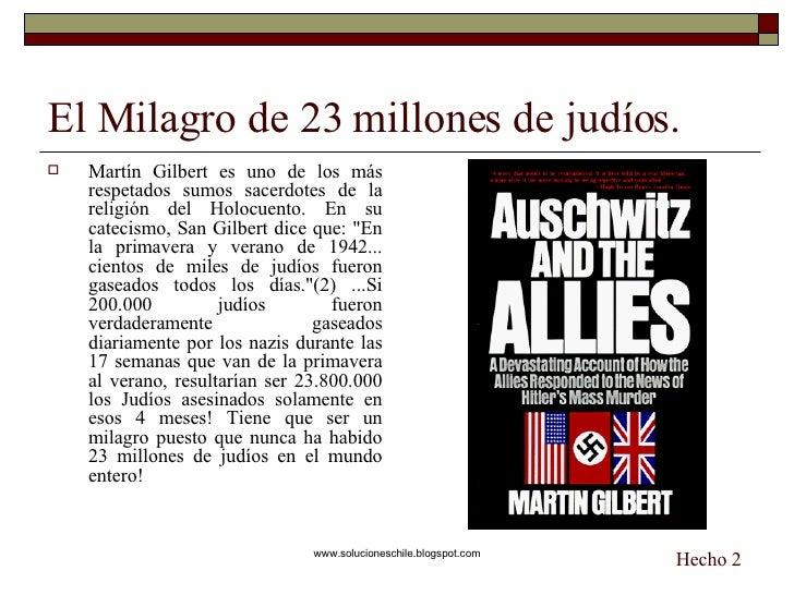 El engaño sobre los nazis
