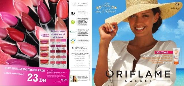 catalogue oriflame 2013 - holoool.com