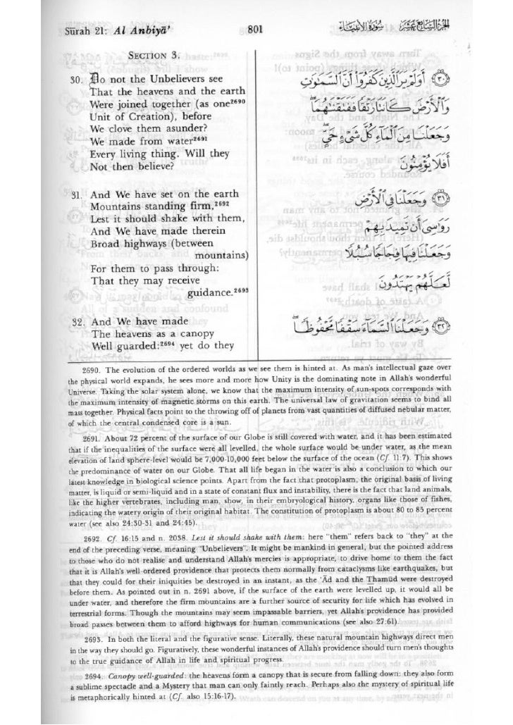 Holy Quran In Modern English Part3