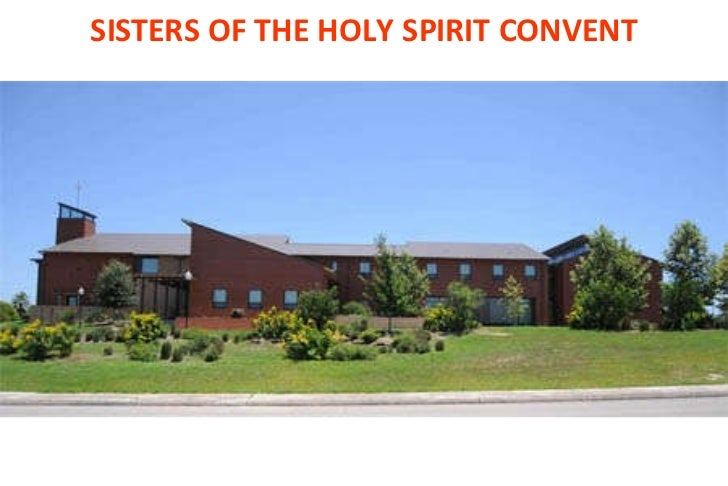 SISTERS OF THE HOLY SPIRIT CONVENT