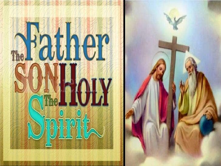 Holy Trinity Sunday   may 30, 2010