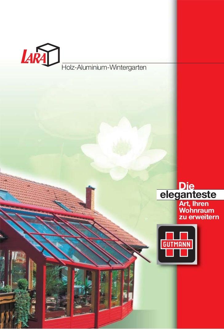 Holz-Aluminium-Wintergarten                                  Die                              eleganteste                 ...