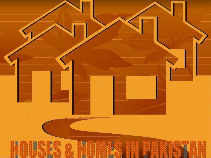B HOUSES & HOMES IN PAKISTAN