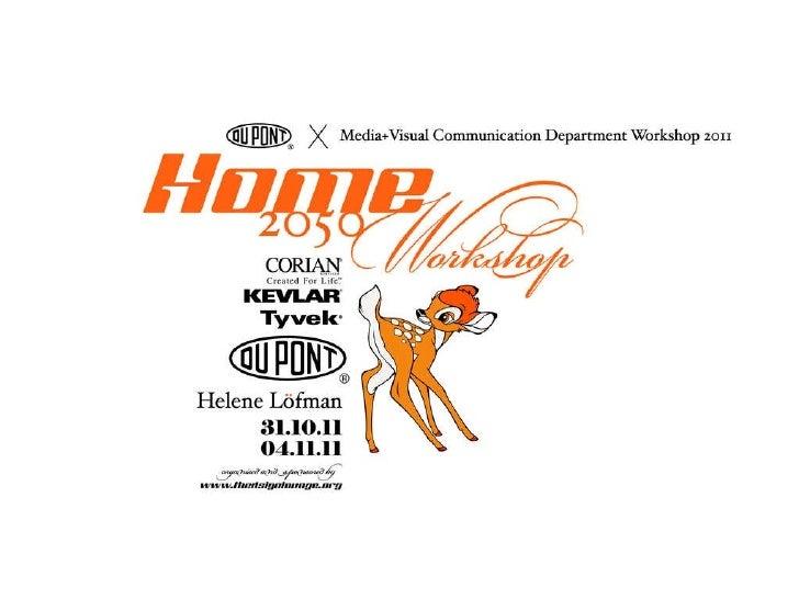 MVC ╳ DuPont™ Home 2050 Workshop