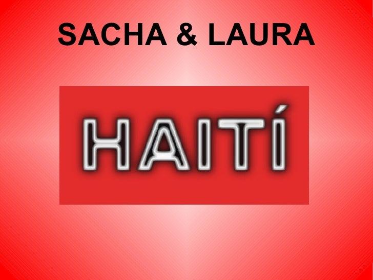 SACHA & LAURA