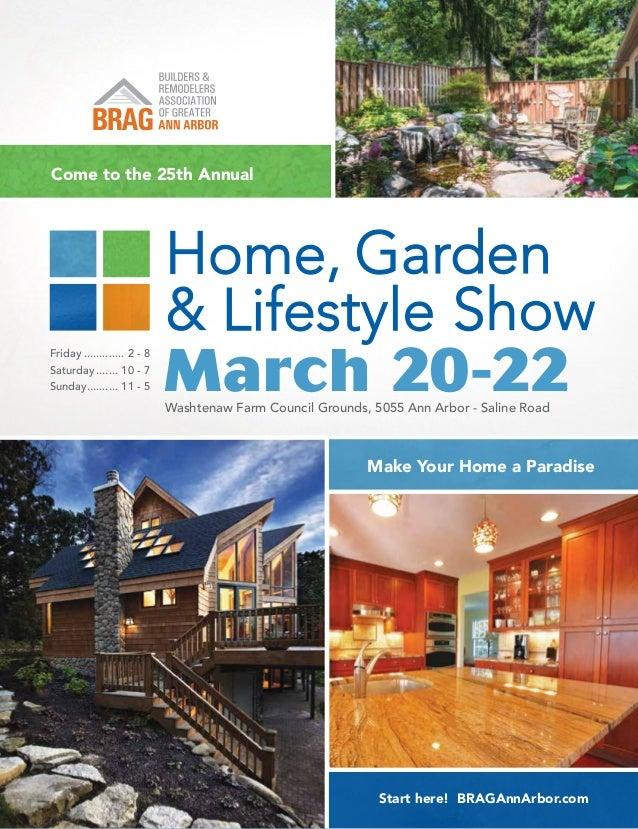 Home Garden And Lifestyle Show Program 2015