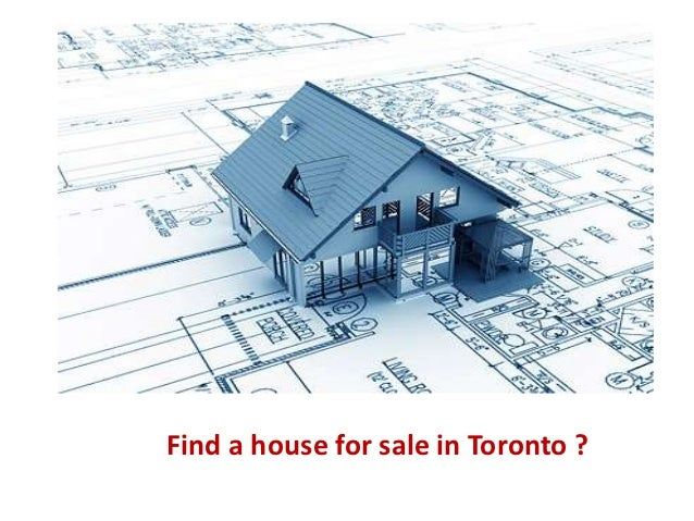 find a house for sale in toronto