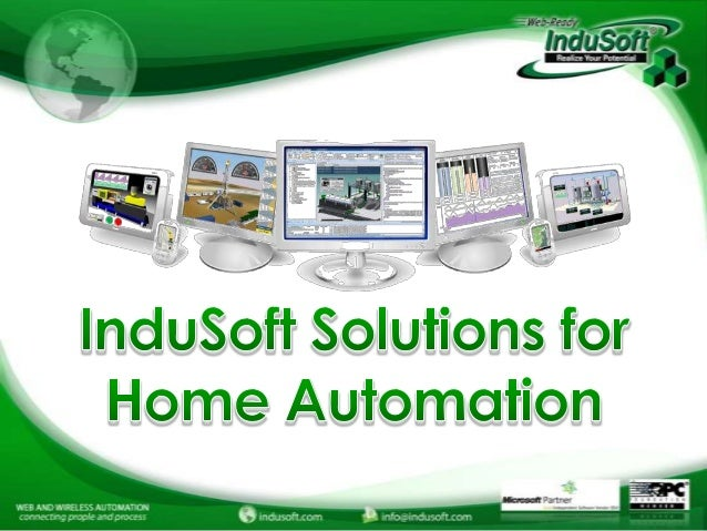 Home Automation with InduSoft