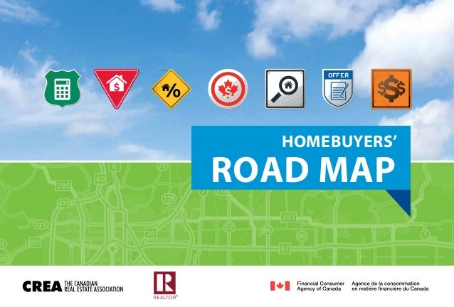 Homebuyers' Road Map by CREA