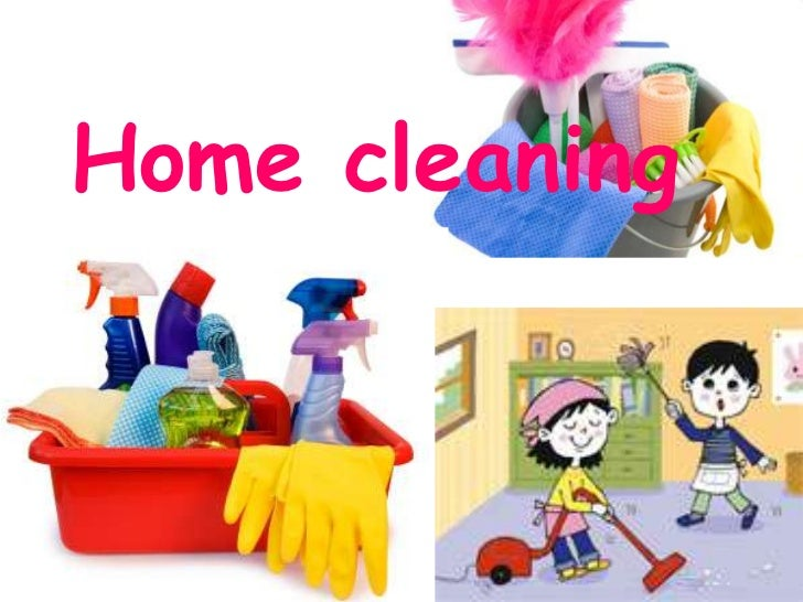 Home cleaning<br />