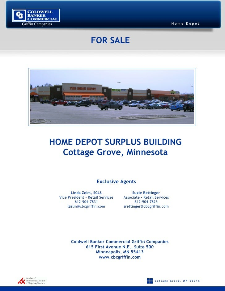 Griffin Companies                                                                    Home Depot                           ...