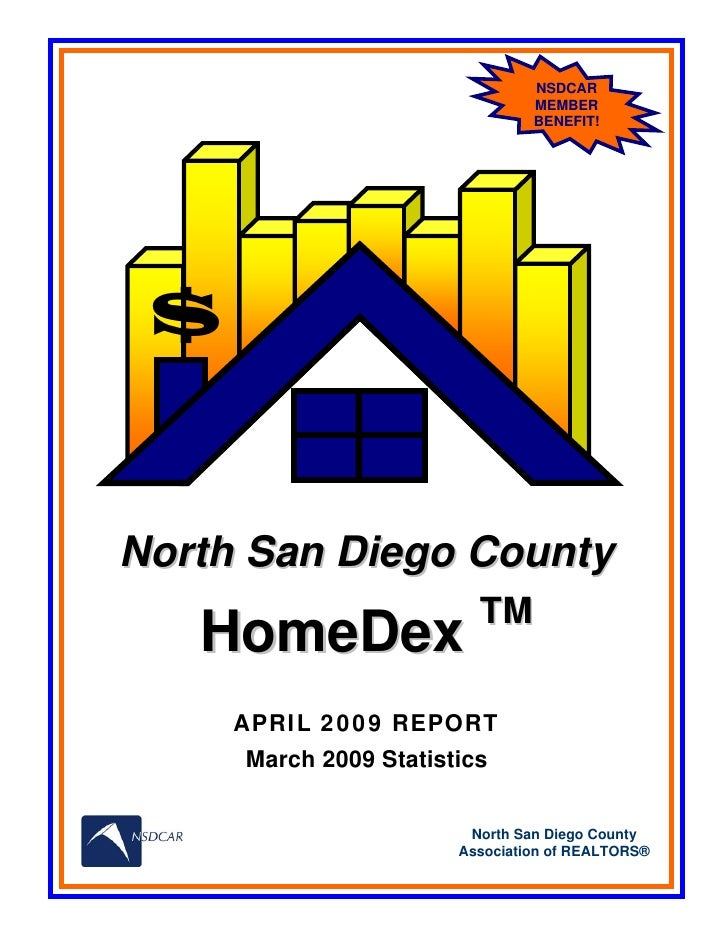 NSDCAR                                 MEMBER                                 BENEFIT!      $   North San Diego County    ...