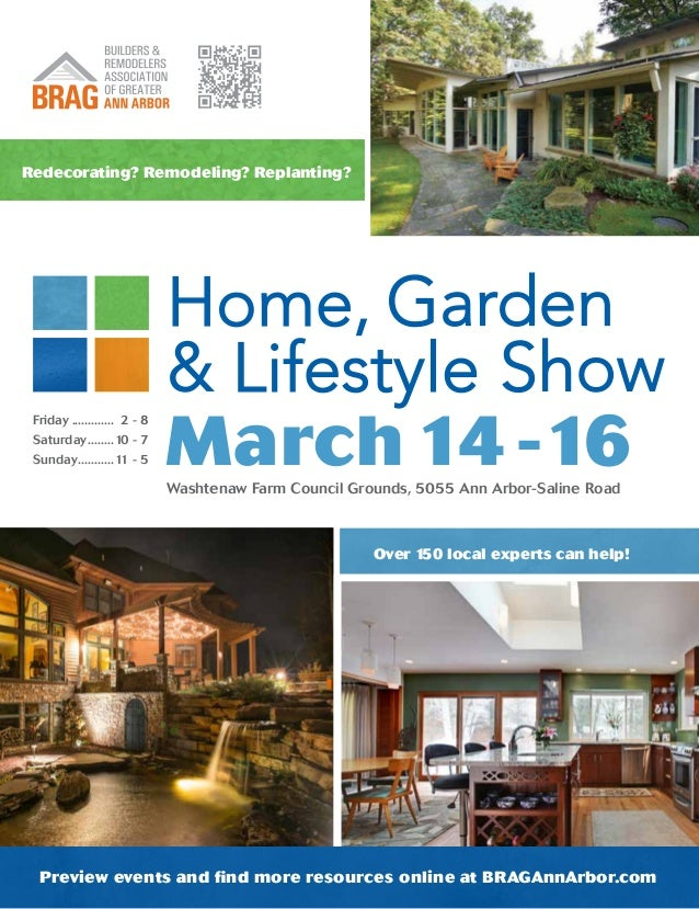 Preview events and find more resources online at BRAGAnnArbor.com Washtenaw Farm Council Grounds, 5055 Ann Arbor-Saline Ro...