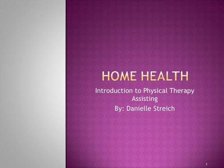 Home Health Pp