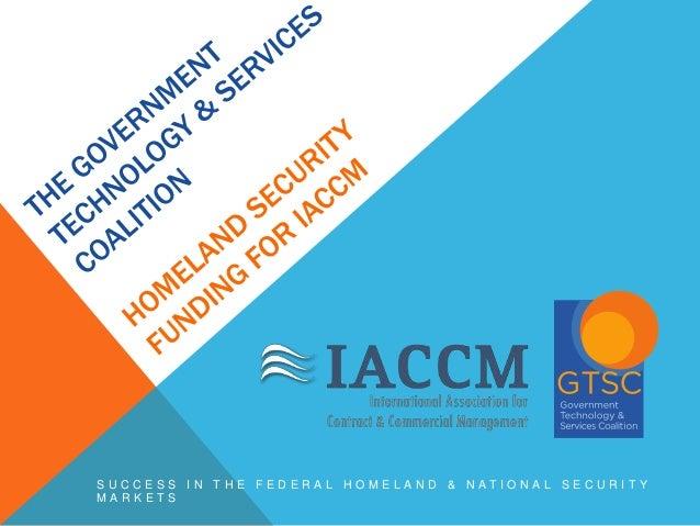 Homeland Security:  Understanding Funding and Spending