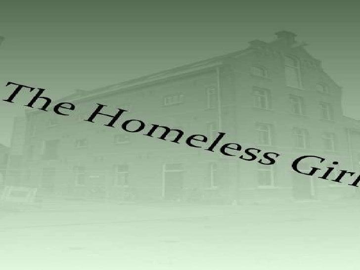 Homeless girl proloog
