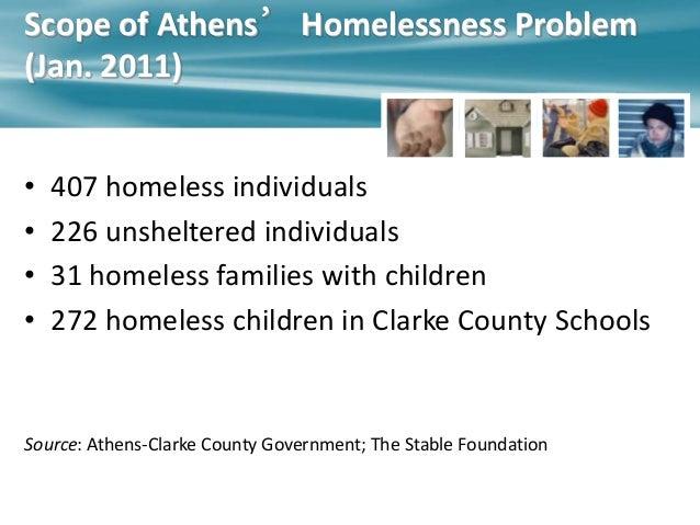 elderly homelessness essay