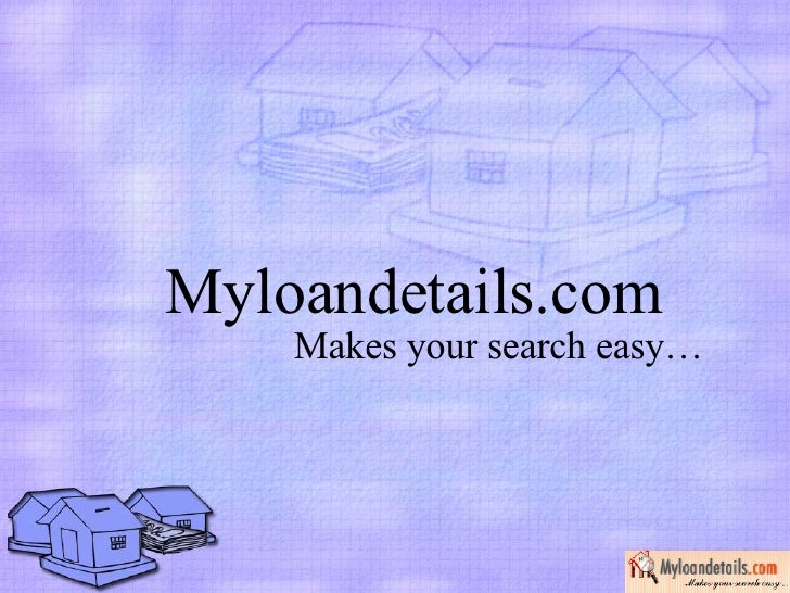 Home Loan Products