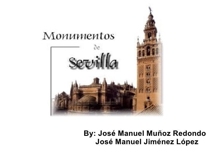 By: José Manuel Muñoz Redondo  José Manuel Jiménez López