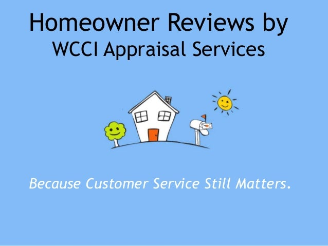 Homeowner Review PowerPoint