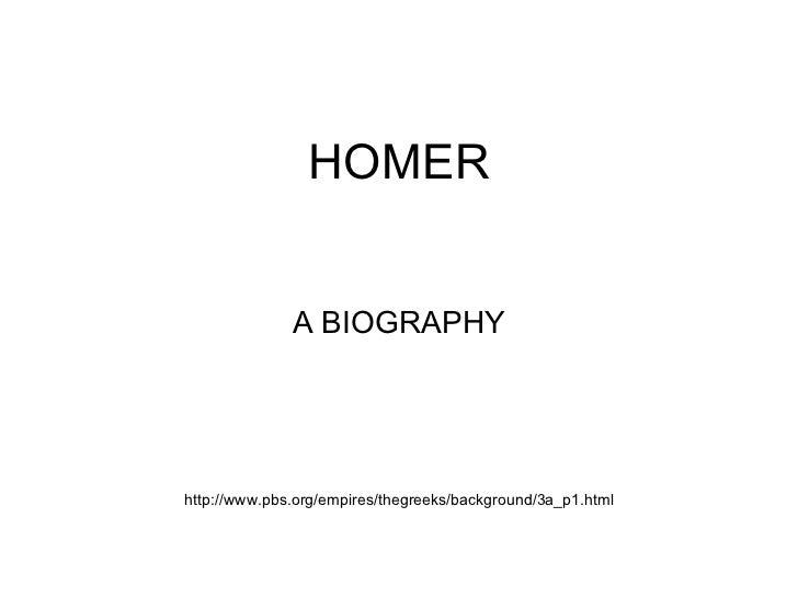 Homer 2010