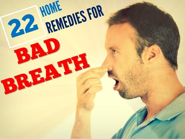 Home Remedies for Gum Disease and Bad Breath You Should Know