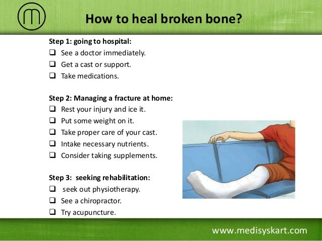 Healing at Home After an Osteoporosis Fracture