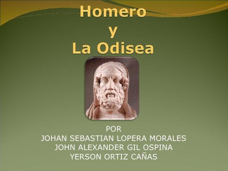 POR JOHAN SEBASTIAN LOPERA MORALES JOHN ALEXANDER GIL OSPINA YERSON ORTIZ CAÑAS