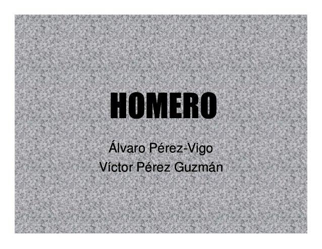 Álvaro Pérez-Vigo Víctor Pérez Guzmán Álvaro Pérez-Vigo Víctor Pérez Guzmán